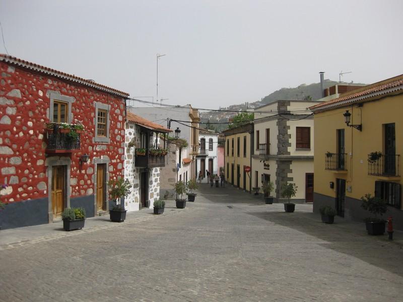 Casco Histórico de la Villa de Santa Brígida