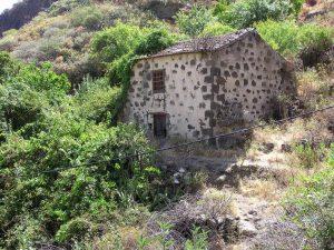 Old house in the hamlet of Trigo Diego