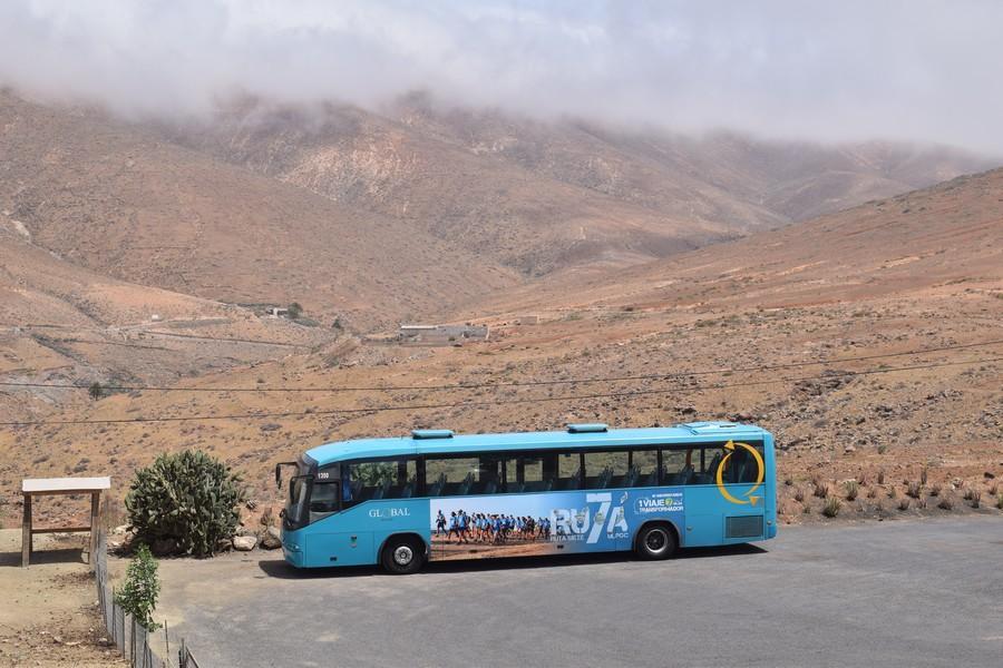 Fuerteventura, segunda parada del Viaje Transformador