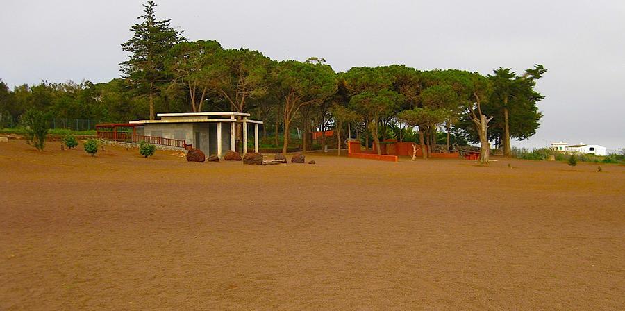 Área recreativa de Santa Cristina