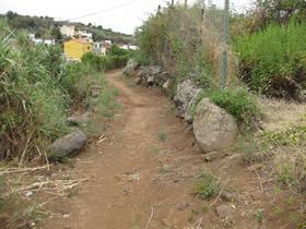 Camino de El Chorrillo