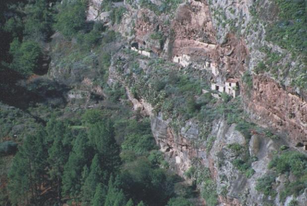 Cuevas del Andén