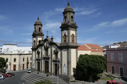 Iglesia Santa María de Guía