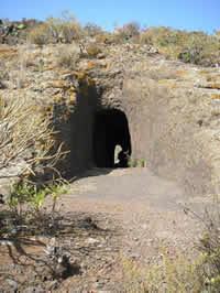 Cuevas de la Audiencia y Cuevas del Risco Pintado