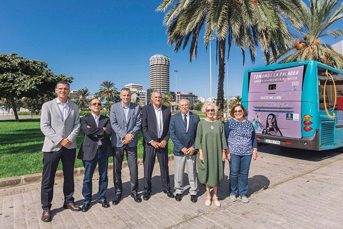 GLOBAL se suma a la campaña del Gobierno de Canarias contra la violencia de género