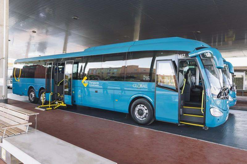 GLOBAL incorpora a su flota 22 nuevas guaguas con mínimo consumo de combustible y máxima reducción de emisiones