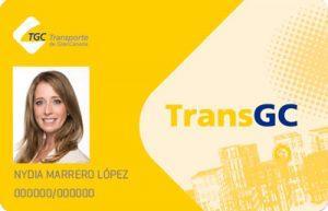 Tarjeta TransGC