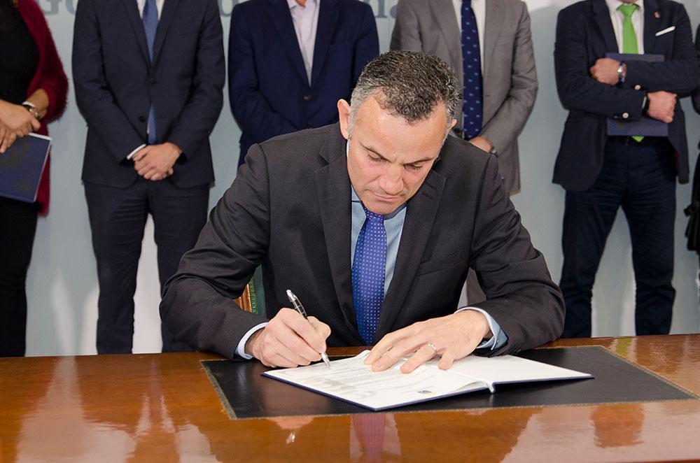 Víctor Quintana, Director general de GLOBAL,