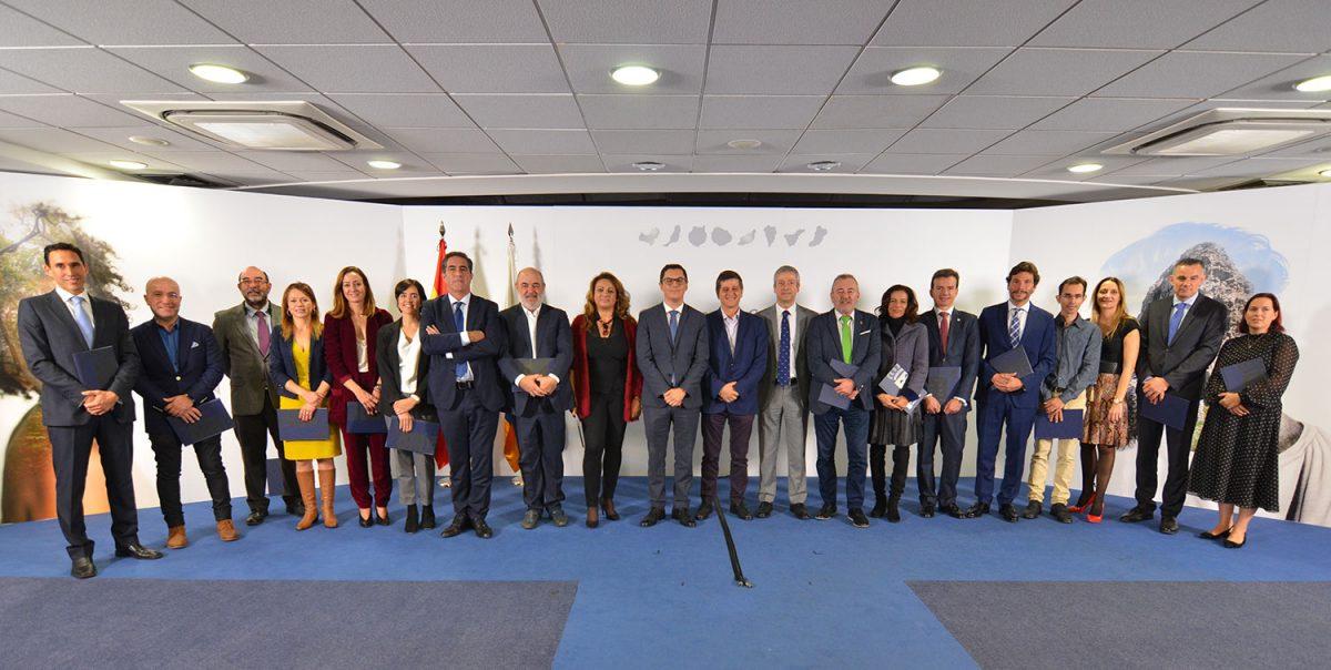 GLOBAL se suma a la Red Canaria de Responsabilidad Social Empresarial