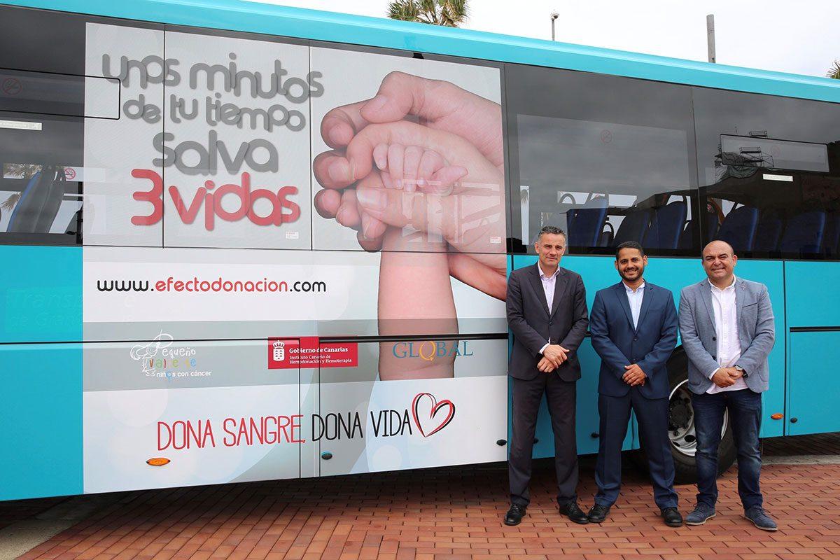 El ICHH, Global y Pequeño Valiente presentan la nueva campaña de Donación de Sangre