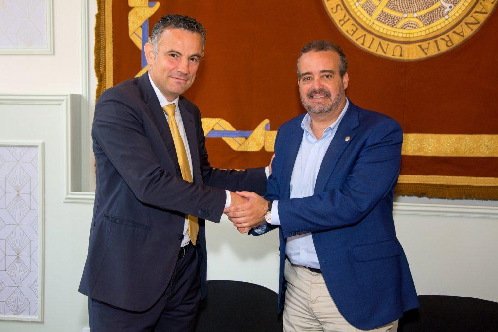 Campaña de preinscripción de la ULPGC en GLOBAL
