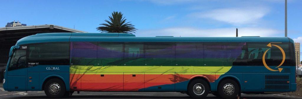 La AUTGC y GLOBAL se suman a la conmemoración del Día Internacional del Orgullo LGTBI