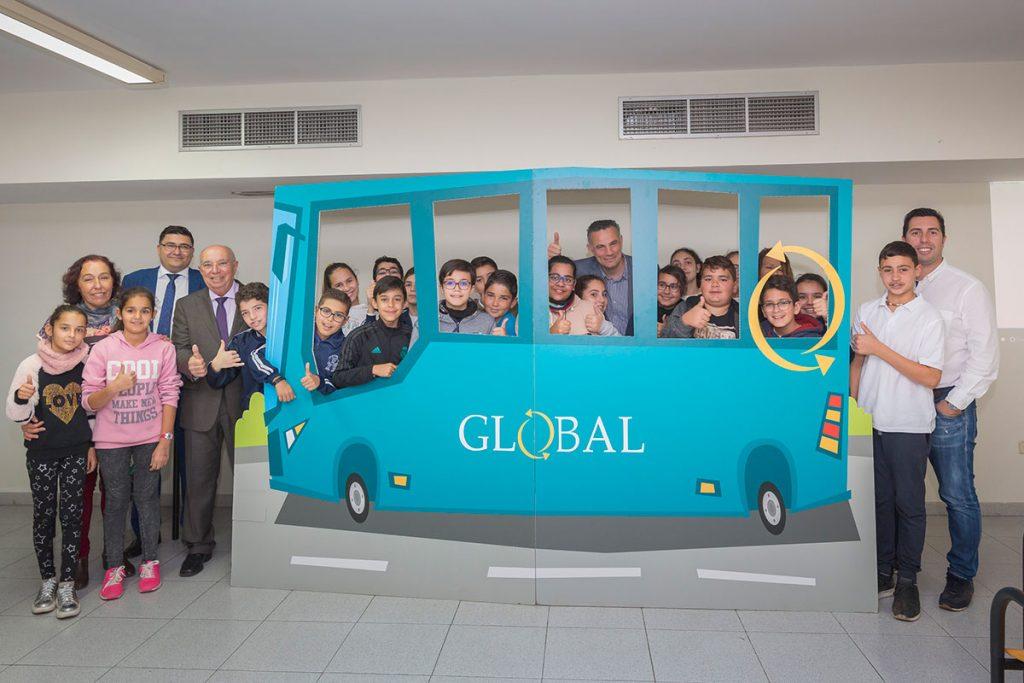GLOBAL celebra el Día Internacional del Medio Ambiente