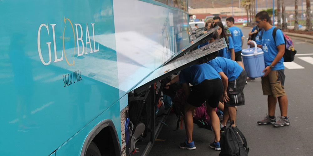 Arranca la octava edición de Ruta Siete en Gran Canaria