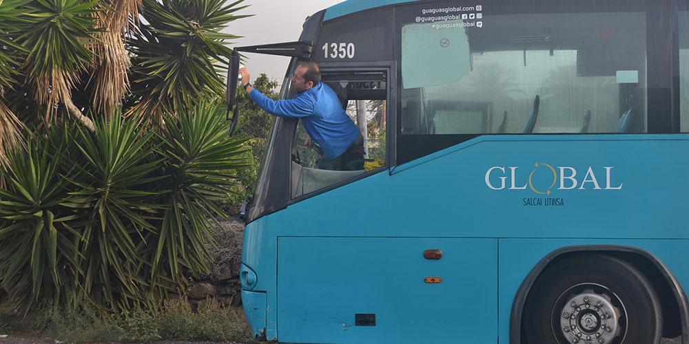 Ruta Siete llega a la tierra de los volcanes: Lanzarote