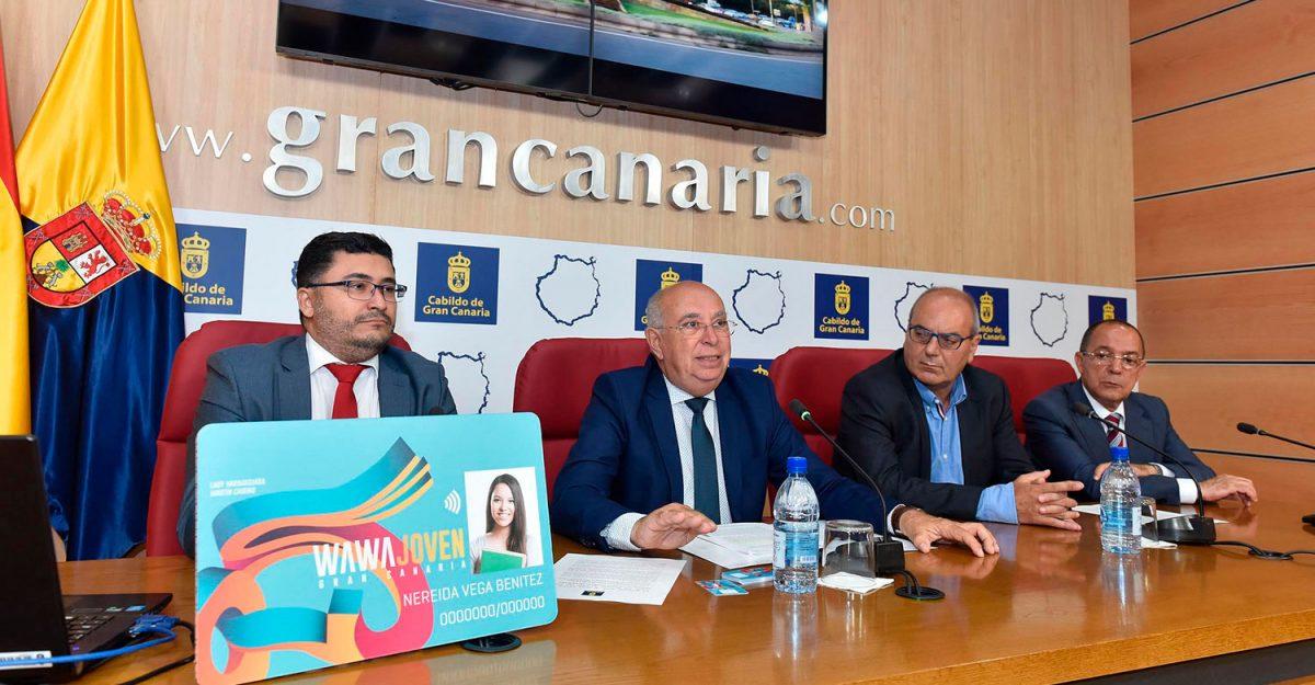 Tarjeta 'Gran Canaria Joven'
