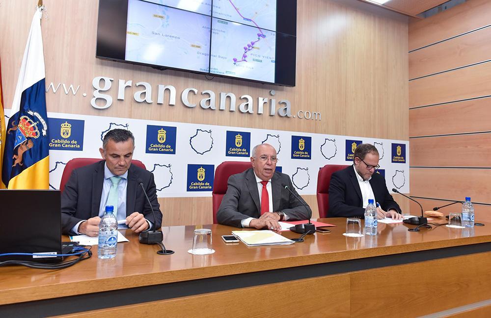 Global pone en marcha la nueva Línea 326 que unirá Tamaraceite con el Campus Universitario de Tafira