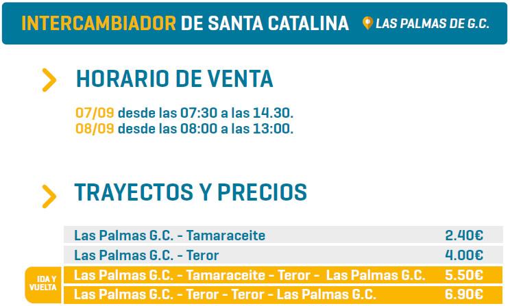 INTERCAMBIADOR DE SANTA CATALINA - LAS PALMAS DE G.C.