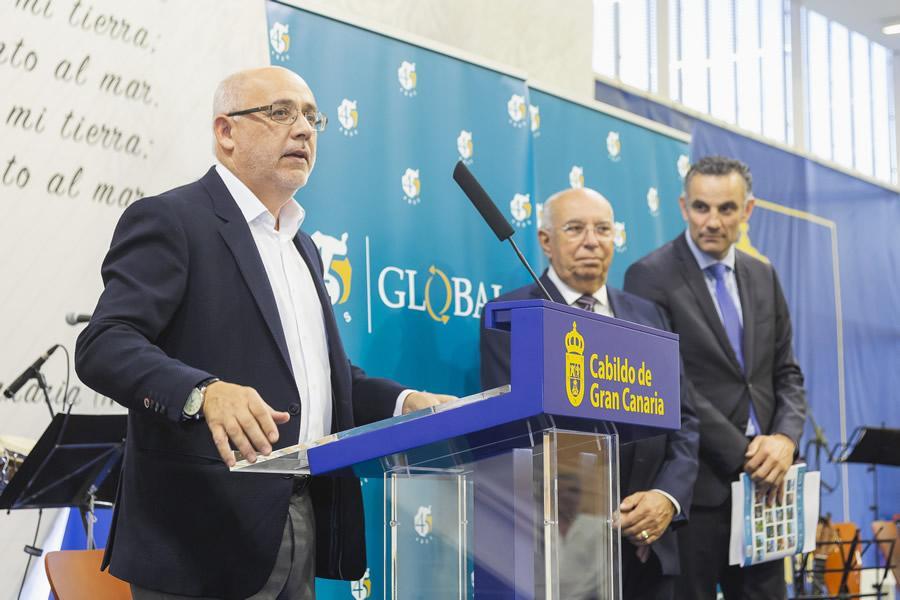 GLOBAL celebra su 45 aniversario con un renovado compromiso con Gran Canaria