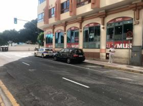 Cierre al tráfico: Lunes 08.10.2018 – Tramo Avenida Mesa y López en LPGC desde Calle Presidente Alvear hasta la Base Naval