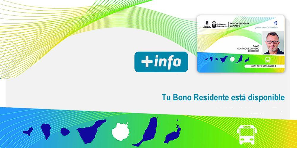Carrusel Bono Residente Canario