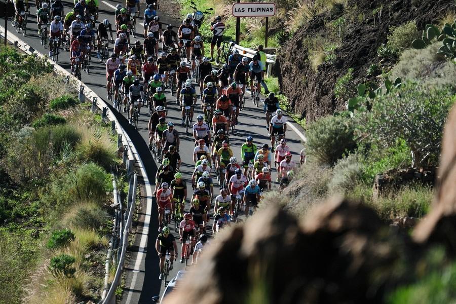 La 30 edición de La Cicloturista Gran Canaria Bike Week