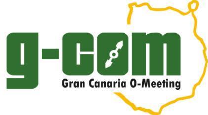 Cierre al tráfico: GC-200 Viernes, 28 de diciembre de 2018 'Carrera G-COM West Edition 2018'