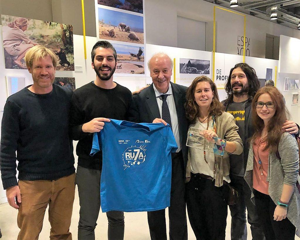 Ruta Siete, reconocida como una de las mejores iniciativas de voluntariado en España