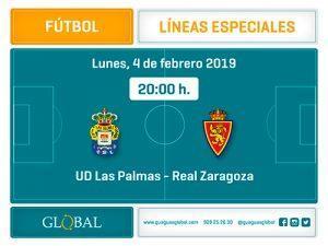 Líneas especiales, fútbol 4 de febrero
