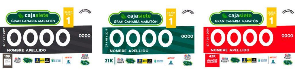 Viajes gratuitos participantes Gran Canarias Maratón 2019