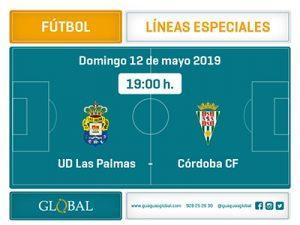 Servicios especiales: Fútbol 12 de mayo