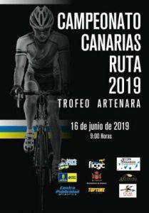 Cartel Canarias-Ruta