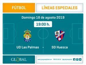 Líneas especiales fútbol