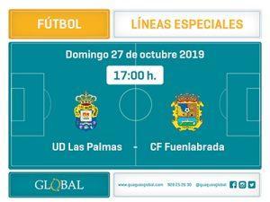 Servicios especiales fútbol, 27 de octubre