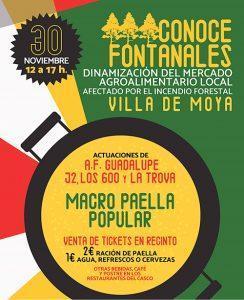 Macro-Paella Fontanales