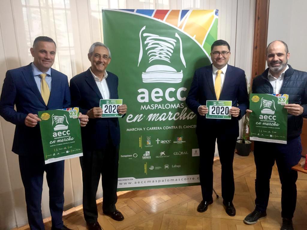 """Viaje gratis en GLOBAL para participar en la Carrera 'En Marcha contra el Cáncer"""""""