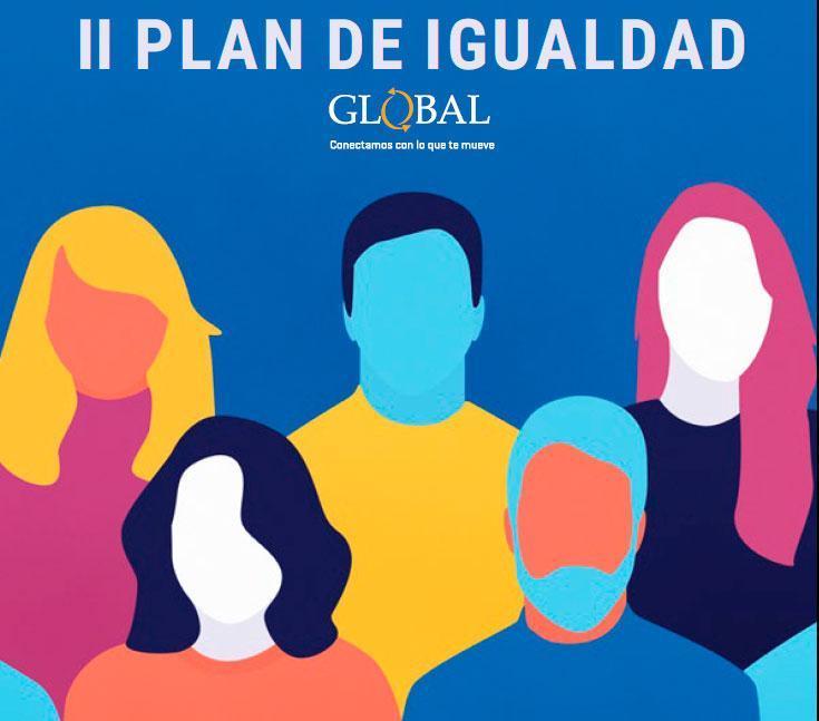 II Plan de la igualdad