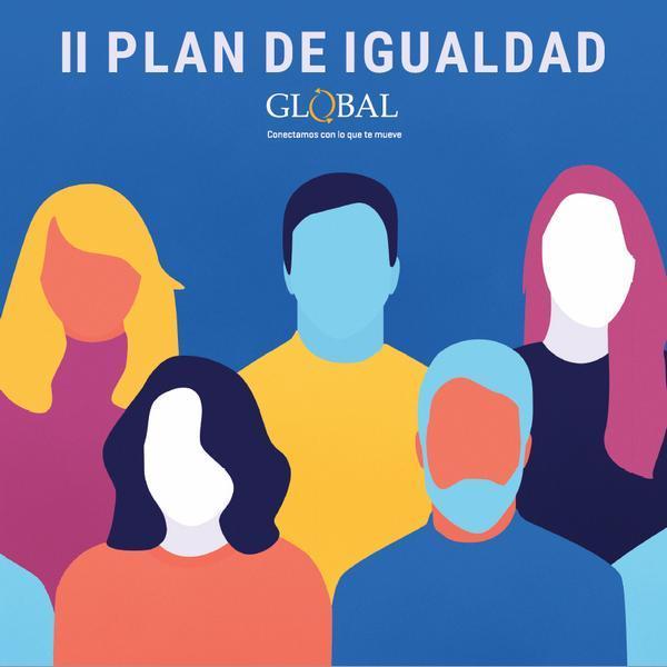 Segundo plan de Igualdad de Global