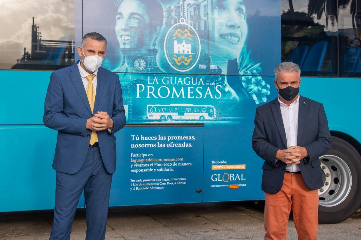 Presentación de la Guagua de las Promesas