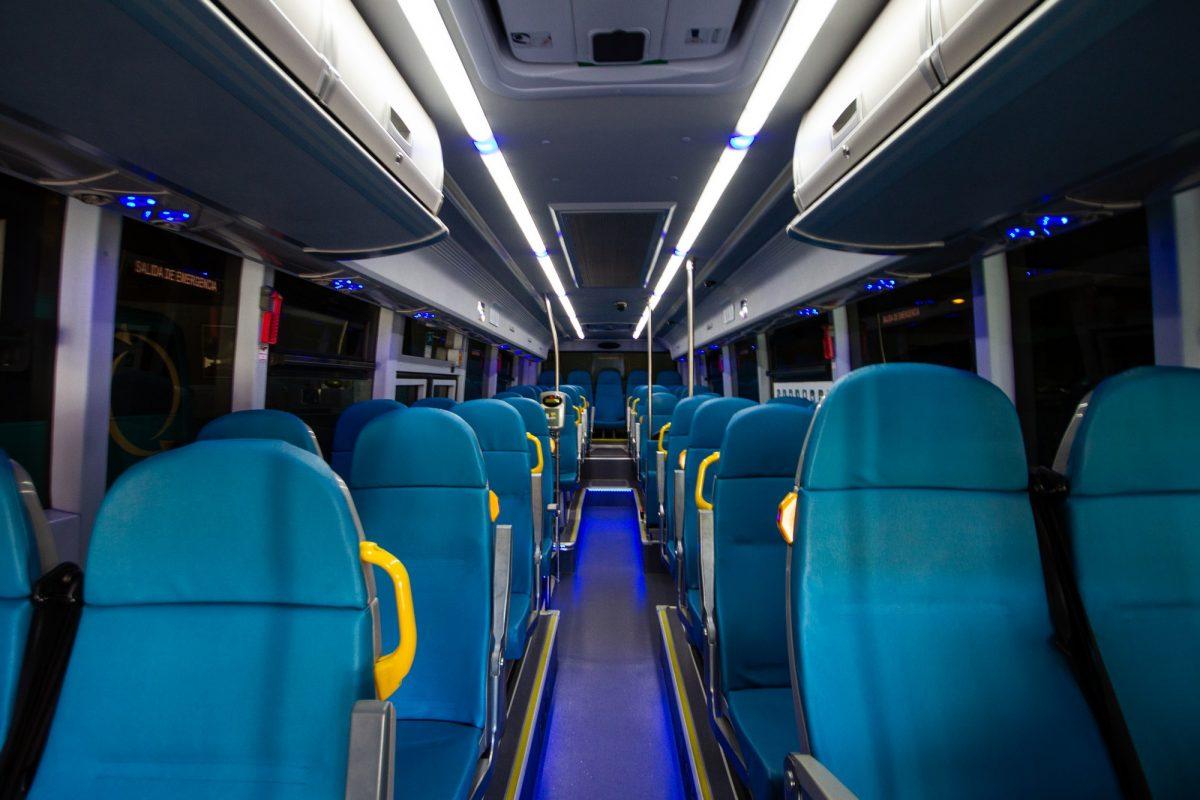 La evidencia y la ciencia demuestran que, también en pandemia sanitaria, el transporte público es seguro